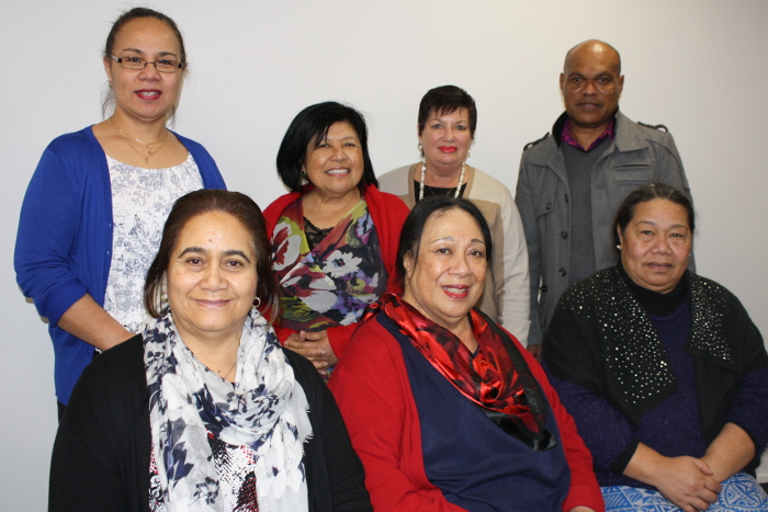 Pacific Nursing Section Committee