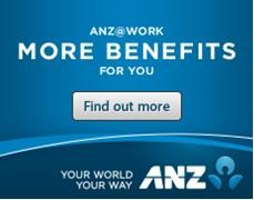 Find out about ANZ@work benefits