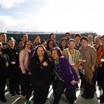 2015 Indigenous Nurses Conference Greater Wellington region members