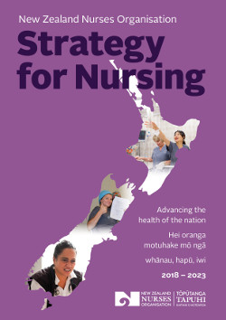 Download the NZNO Strategy for Nursing 2020 - 2025
